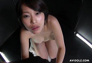 AvidolZ - Glamorous Idol Saki Otsuka scene 2