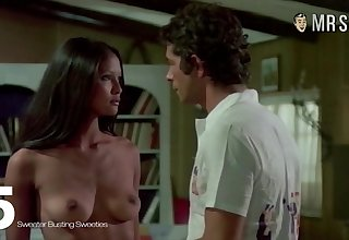 Amazing Susan George is a real pro who loves flashing beg for only nude body streak her cunt