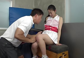 [LT19] ABP-996 Spocos Sweaty SEX4 Production! Matsuoka Suzu Act.25 Well-muscled Club. Exhilarating SEX With Sweat! !! !!