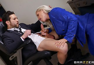 Deep in all directions will not hear of pussy is no matter how this thick secretary loves pleasing the boss