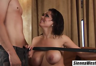 Be linked with Seduces Married Man Swallows His Cum Chips Shower With Sienna West And Chris Johnson