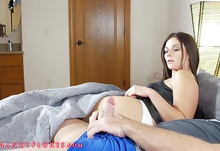 Mommy and son-in-law share a couch: taboo: Mandy Flores mf