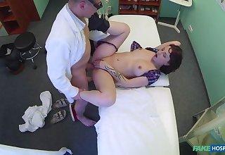 Doctor Solves Patient's Economic decline ThroughA Big Dose Of Oral Sex