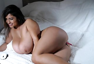 Obese bbw latin fingering her cunt hard be advisable for someone's skin show