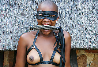cuckold outdoor african copulation lesson