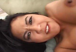 Mika Tan hot asian babe hard porn video
