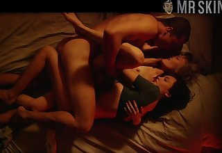 Nude celebrities plus bed scenes compilation film over